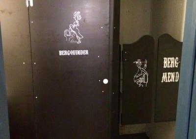 Tegninger, toalett