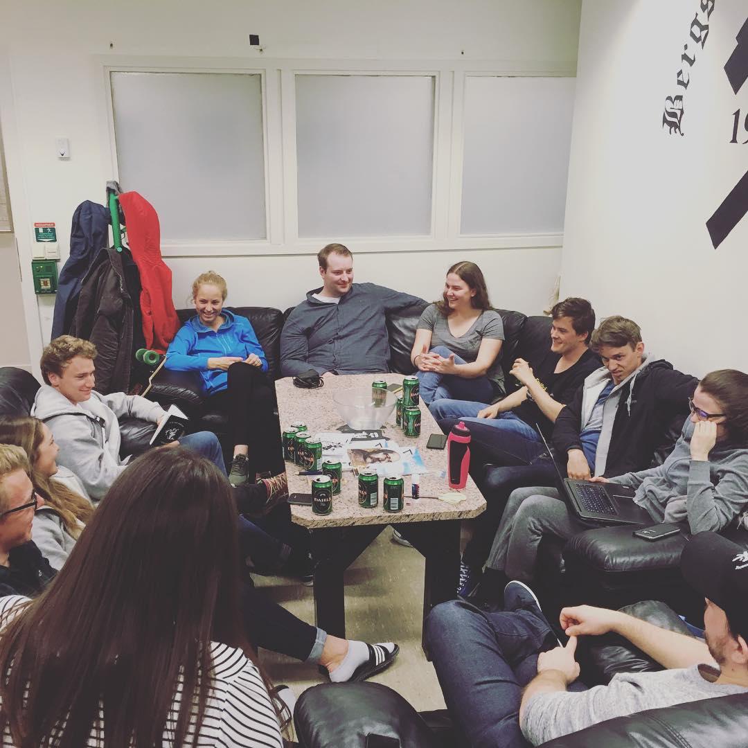 I dag har styret workshop p kontoret for  finnehellip