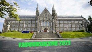 Til nye studenter 2021! Meld deg på fadderukene nå!